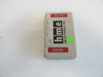BB4: HME WM225A RF Transmitter and Reciever