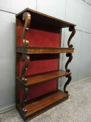 Antique Early 19Th Rosewood Century Bookcase