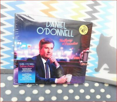 "3xCD Daniel O'Donnell New 2019 Fast Freepost ""Deluxe Halfway To Paradise"" UKTop5"
