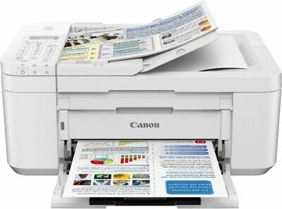 Canon PIXMA TR4520 Wireless Office All-in-One Printer 492 ( Ink Not Included)