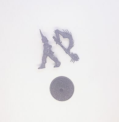 Poxwalker Single Figure Model Bits - Warhammer 40k Dark Imperium Death Guard