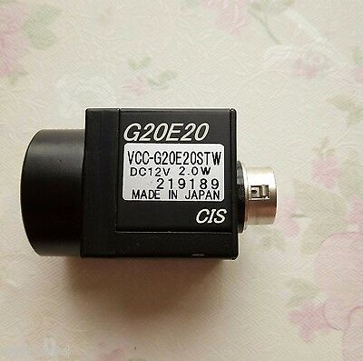 1PC CIS VCC-G20E20STW Industrial Camera