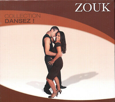 Zouk (Collection Dansez) - Compilation Cd + Dvd - Neuf New