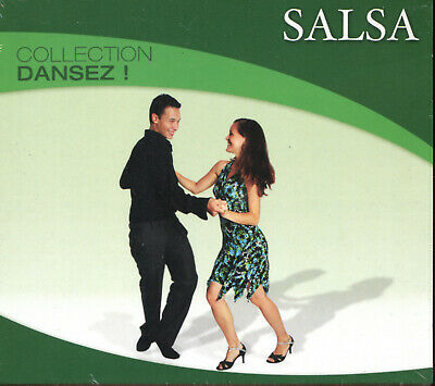 Salsa (Collection Dansez) - Compilation Cd + Dvd - Neuf New