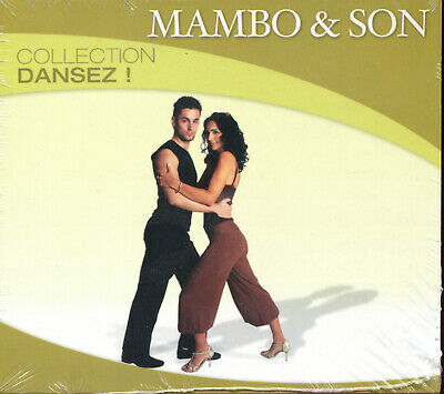 Mambo & Son (Collection Dansez) - Compilation Cd + Dvd - Neuf New
