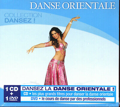 Danse Orientale (Collection Dansez) - Compilation Cd + Dvd - Neuf New