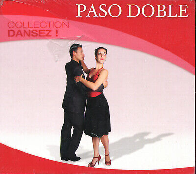 Paso Doble (Collection Dansez) - Compilation Cd + Dvd - Neuf New
