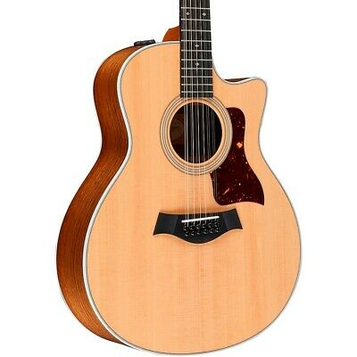 Taylor 456ce Grand Symphony 12-String Acoustic-Electric Guitar Natural