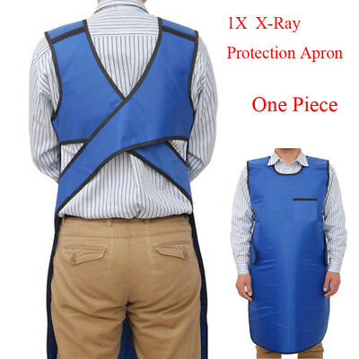 4KG 0.35mmPb  X-Ray Radiation Protective Apron Lead Vest Cover Shield Protector