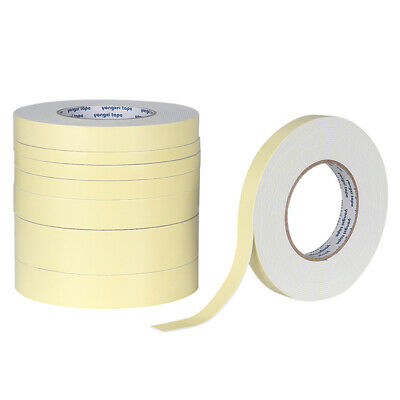 Props Two Faces Foam Tape Strong Sticky Self-adhesive Pad Double Sided band