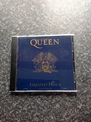 Queen Greatest Hits II Long Play CD Excellent / Near Mint Condition 1991 PMTV 2