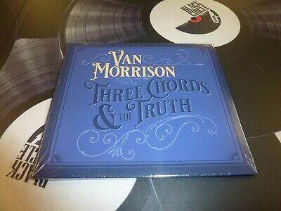 Van Morrison - Three Chords & The Truth Cd Mint/Sealed + Free Uk P&P