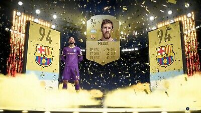 FIFA 20 Ultimate Team Random 89+ Player (Coin Value) (PS4) Fast Delivery