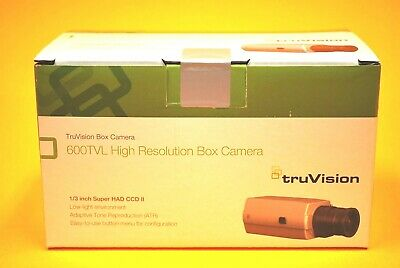 Interlogix TVC-6110 600TVL Box Camera