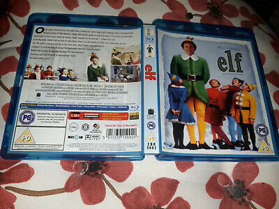 Elf   Will Ferrell    bluray free uk postage