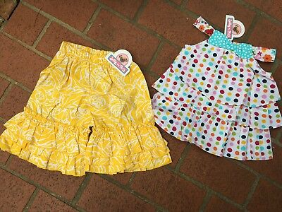 """Jelly The Pug"" Girls Size 2T 2 Pc Top & Bloomers ADORABLE!!!"