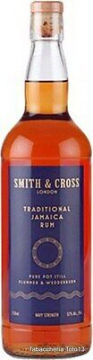 Smith & Cross rum Jamaica Navy Strength Vol.57% Cl.70