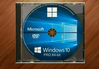 GENUINE WINDOWS 10 PRO PROFESSIONAL KEY LICENSE 🔥 7s instant Delivery