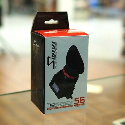 Swivi S6 Foldable LCD Optical Viewfinder