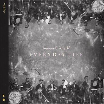 Coldplay - Everyday Life - New CD Album
