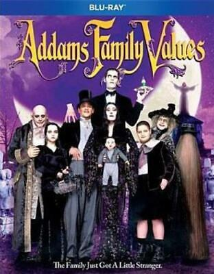 ADDAMS FAMILY VALUES (Region A BluRay,US Import,sealed.)