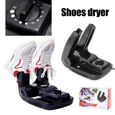 SALE!Electric Foldable Shoe Dryer Deodoriser for drying Shoes Boots Gloves Socks