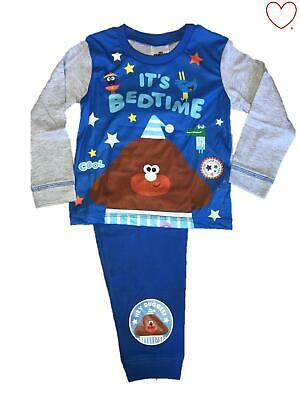 Character Boys Pyjamas Toddler Pjs Set Hey Duggee