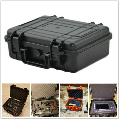Protective Briefcase Waterproof Dry Box Safety Tool Outdoor Shockproof Sealed