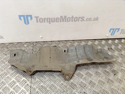 Mazda MX5 MK2 Exhaust centre pipe heat shield