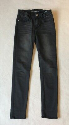 ***H&M girls Grey slim jeans trousers 8-9 years WORN ONCE***