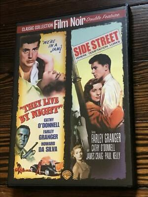 They Live by Night / Side Street (DVD) -  - DVD