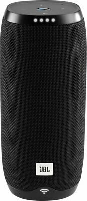 JBL Link 20 smart portable bluetooth speaker with Google Assistant Black