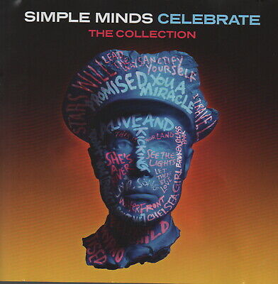 SIMPLE MINDS - Celebrate - The collection - CD album
