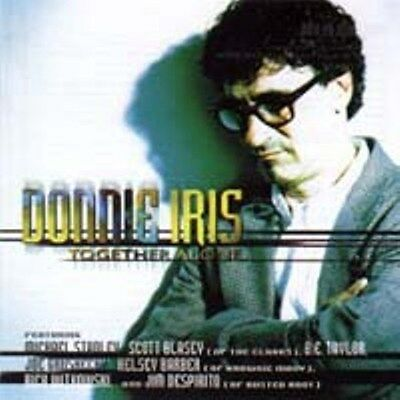 DONNIE IRIS-Together alone      feat.B.E.Taylor       Lite AOR     Rare Indy CD