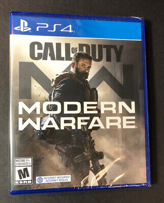 Call of Duty [ Modern Warfare ] (PS4) NEW