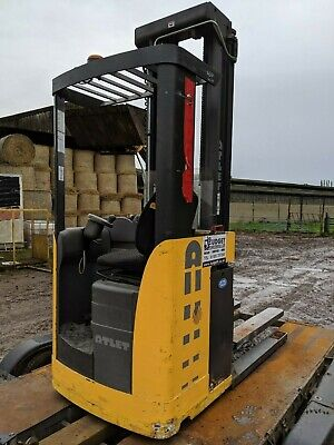 Atlet Xtf100 Electric Forklift C/W Charger