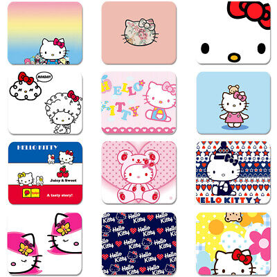 Cartoon Hello Kitty Laptop Desktop PC Soft Rubber Gaming Mouse Pad Mat Mousepad