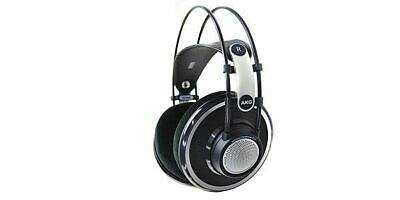 AKG Japan Official Headphone Studio Monitor K702 Black