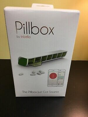 Pillbox By Tricella Smart Pill Reminder