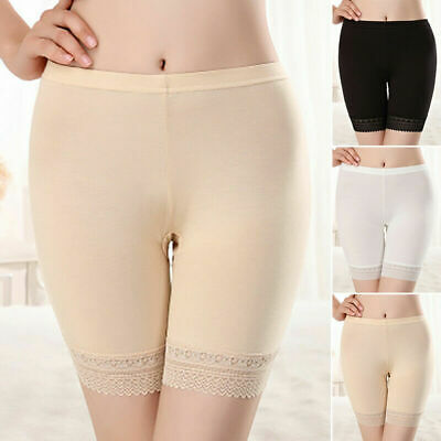 Women Lace Skirts Short Skirt Under Safety Pants Seamless Underwear shorts