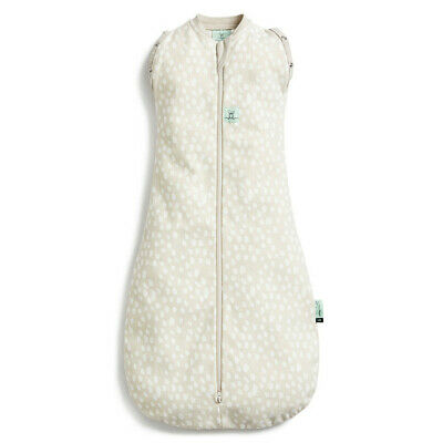 ErgoPouch Cocoon 1.0 Tog Swaddle Bag  Organic Cotton Ltd Edition 2 Sizes - Fawn