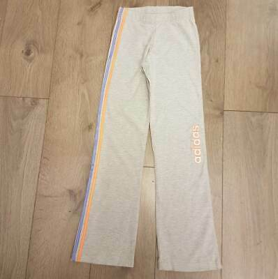 Adidas Kids Girls Trousers Bottoms Joggers Tracksuit Gym
