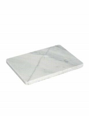 30x15CM, Rectangular Marble Stone Kitchen Chopping Board, HEAVY WT, SUNNY GREY