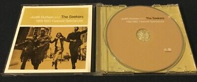 Judith Durham And The Seekers 1968 BBC Farewell Spectacular CD Mushroom Records