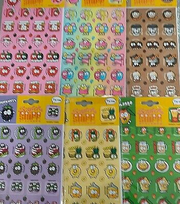 Scratch and Sniff Stickers - PartyFavours - Teachers Rewards