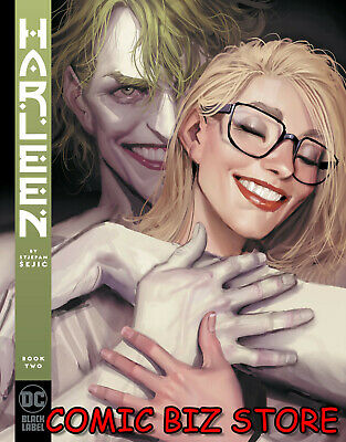Harleen #2 (Of 3) (2019) 1St Printing Sejic Main Cover Dc Black Label ($7.99)