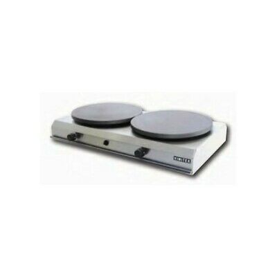 Pancake Gas Double Slim - Plates 35 CM