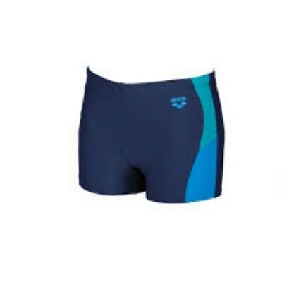 Arena - M Ren Short - Navy/Pix Blue/Persian Green Size 34 (000991-786) - 50% Off