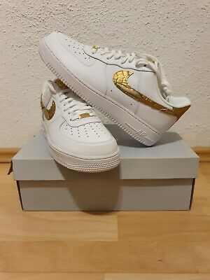 Nike Air Force 1 AF1 CR7 Cristiano Ronaldo Golden Patchwork