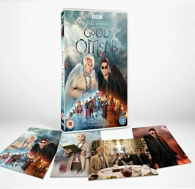 Good Omens [DVD]  Includes Limited Art Card